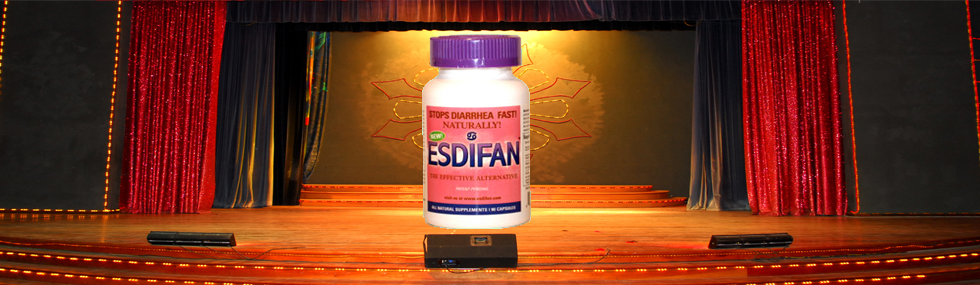 Esdifan for IBS and IBD